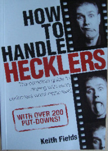 How To Handle Hecklers