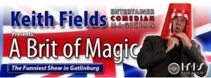 A Brit of Magic